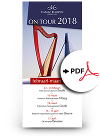 on tour 2018 flyer
